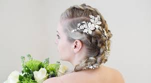 wedding hairstyles accessoires ideas five