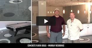 basement floor finishing ideas. Basement Flooring - Why Concrete Is A Good Floor Option The Network Finishing Ideas S