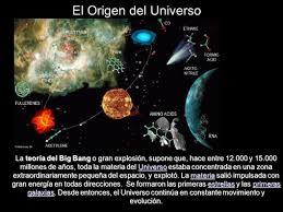 La vida, origen, teoría.. El Origen del Universo. - ppt descargar