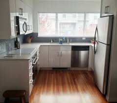 White Kitchen Laminate Flooring Kitchen Fancy Interesting Painted Two Tone Kitchen Cabinets Kings