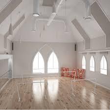 Ballet Studio Design Ballet Dance Studio