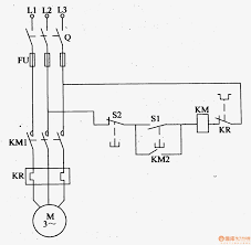Electrical Control Panel Wiring Diagram Pdf Contactor Single Phase
