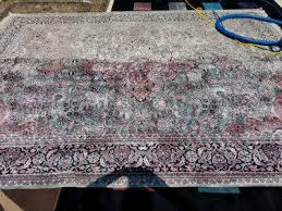 trained with cleaning your oriental rugs and with every oriental rug cleaning houston service that we offer we never submerged into vats of liquid and