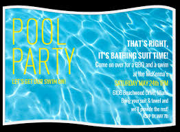 Party Invitation Images Free 34 Pool Party Invitation Templates Psd Ai Word Free Premium
