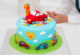 20 Creative Ideas For 1st Birthday Cakes For Baby Boys Girls