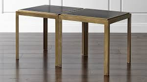 bunching coffee tables. Glass Bunching Tables Southern Enterprises Metal Coffee