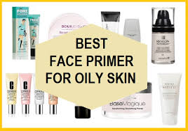 best face primers for oily skin in india