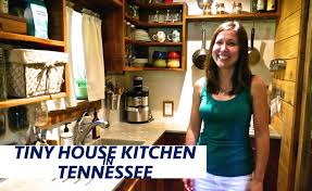 Tiny House Kitchen A Tiny House Kitchen From Wind River Tiny Homes Youtube