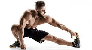 fitness stretching hindi