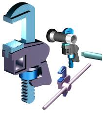 Right Angle Pipe Wrench Specialty Tools for the Serious Plumber