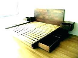 Unique Queen Bed Frames Queen Size Bed Frames With Storage Queen ...