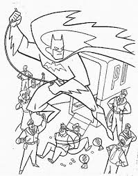 Small Picture Batman Coloring Pages Dc Comics Coloring Pages