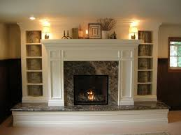 refacing fireplace with stone veneer makeover before and after diy