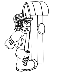 Small Picture Winter Coloring Pages 3 Coloring Pages To Print
