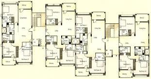 apartment floor plan design. Delighful Apartment Apartment Unit Plans  Apartments Typical Floor Plan Ground  Stilted Parking  Intended Apartment Design T