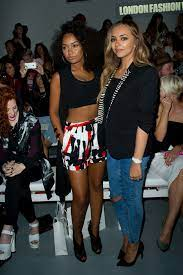 Jade Thirlwall und Leigh Anne Pinnock ...