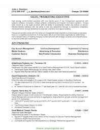 Fresh District Sales Manager Resume Examples Easy Software Sales