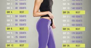 31 day Squat Challenge . Check out the website to   Health ...