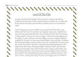 lord of the flies symbolism essay thesis scholarly article  lord of the flies symbolism essay thesis scholarly article response paper essay writing help an com