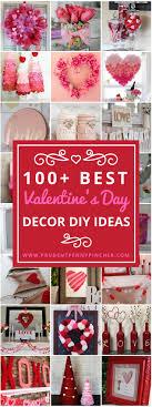 100 Best Valentine's Day Decor DIY Ideas