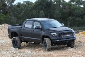 Custom Toyota Tundra video review | 4X4 Australia