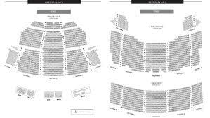 12 Bushnell Mortensen Hall Seating Chart Bushnell