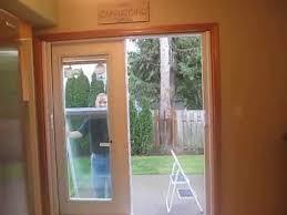 french door window repair replacement