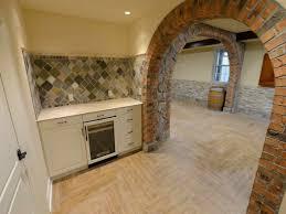 Epoxy Kitchen Floor Basement Flooring Options Epoxy Moisture Barrier On Basement And