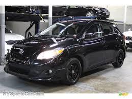2009 Toyota Matrix S in Black Sand Mica - 025007 | NYSportsCars ...