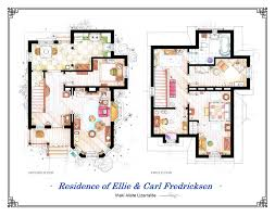Gallery Of INTERIORS The Monthly Zine Mapping Filmu0027s Fascinating Psycho House Floor Plans