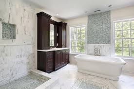 White Master Bathrooms Luxury You Will Love To And Impressive Design