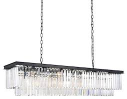 full size of odeon empress crystal chandelier fringe 5 tier retro glass rectangular transitional home improvement