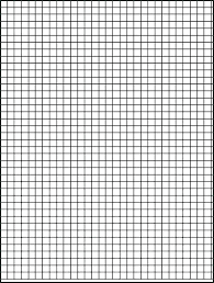 Printable Grid Paper Template Best Numbered Graph Paper Example Template 48 Inch Lined Grid Monster