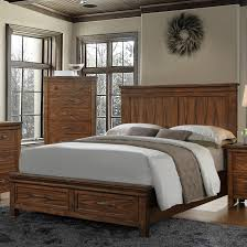 Crown Mark Cassidy Queen Storage Bed - Item Number: B6400-Q-FBD+