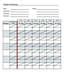 Printable Running Log Training Template Diary Excel Triathlon Mcari Co