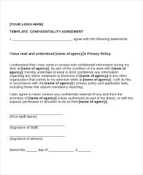 Confidentiality Agreement Samples Confidentiality Agreement Samples Gtld World Congress
