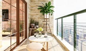 10 beautiful small balcony decor ideas