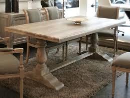 dining room table legs. turned tressel table legs - 7\ dining room l