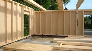 construire sa maison ossature bois soi meme 19723 klasztor co ment une en mur le concevoir