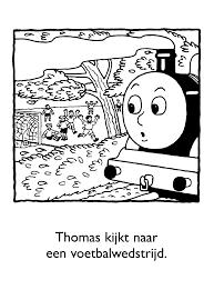 Fris Online Kleurplaten Thomas De Trein Klupaatswebsite
