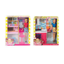 barbie doll. Barbie Doll And Room - Assorted