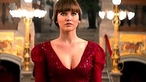 RED SPARROW Trailer (Jennifer Lawrence, 2018) - YouTube
