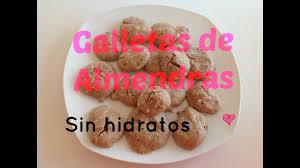 Galletas Sin Hidratos De Carbono Dietas De Nutricion Y