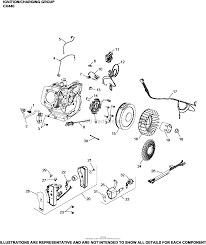 Kohler ch440 3029 basic gross power 3600 rpm 14 hp 10 5 kw parts diagrams