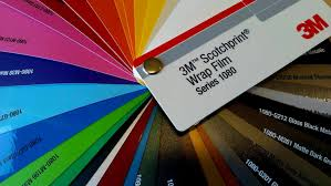 Vinyl Wrap Color Chart All You Have Ever Wanted To Know About Vehicle Wraps