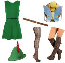 last minute costume ideas peter pan costume