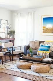 Floor Pillows And Poufs Interior Design Sumptuous Design Inspiration Poufs For Living Room