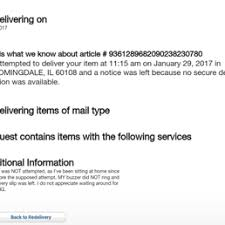 How To Reschedule Delivery Usps Delivery