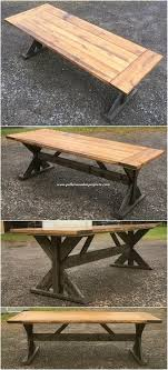 This is a stylish designed idea of the wooden pallets where the infusion  taste of the coffee table is making you provide with the best results. A …  | Ahşap işçiliği
