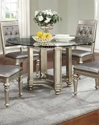 silver dining room chairs brilliant silver dining room chairs custom silver dining room sets home silver